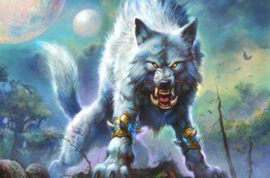Голдринн Великий волк